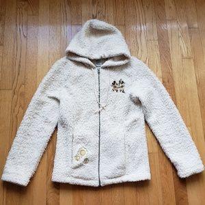 Disney Abominable Snowman Fleece Zip Sweatshirt